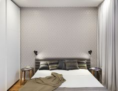 #Apartment In Lozenetz - Picture gallery #architecture #interiordesign #bedroom
