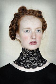 .. black velvet if you please