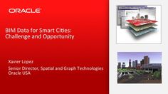 BIM Data for Smart Cities: Challenge and Opportunity: ://www.geospatialworld.net/bim-data-for-smart-cities-challenge-and-opportunity/ Oracle #Smart Cities #BIM