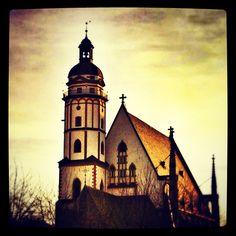 Leipzig - Thomaskirche