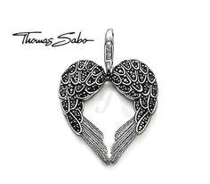 Pendentif Coeur à Plumes - Thomas Sabo