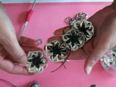 Flowers made from Can tabs....CreativeHolmez01