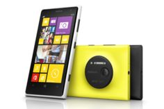 Nokia 1020 with 41-megapixel camera. The first Windows product I've considered in 15 years.