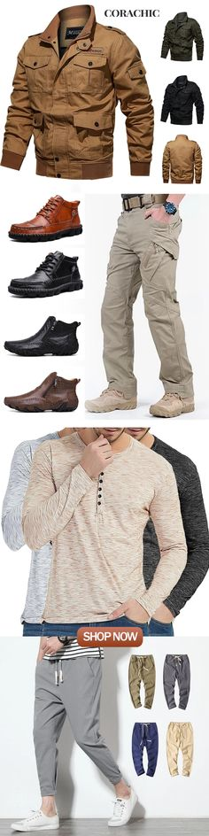 Men Gift For Travelers Cadeau Homme Pour Voyageurs - Image Upload Services Casual Wear For Men, Herren Outfit, Casual Outfits, Fashion Outfits, Mens Clothing Styles, Haircuts For Men, Winter Fashion, Costume, Mens Fashion