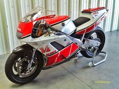 Yamaha RD 500 LC.. I always wanted one of these.