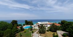 at Alexander the Great Beach Hotel, Halkidiki, Greece