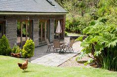 Ladybird Barn at Love North Devon - Stunning Holidays in North Devon, England,