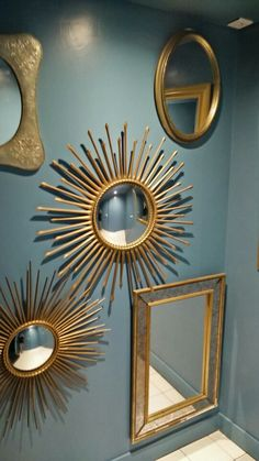 Best 10 Soledad sun mirror, diameter , brass, Am. Gold Sunburst Mirror, Gold Framed Mirror, Sun Mirror, Wall Mirror, Mirrors, Deco Design, Wall Design, Classy Living Room, Mirror Gallery Wall