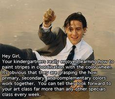 one for the art teachers!