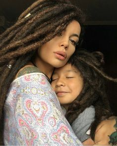 ✩🦋✩ Pinterest: Ethereallunaa x Instagram: Ethereallunaa ✩🦋✩ Dreadlock Hairstyles, Cute Hairstyles, Curly Hair Styles, Natural Hair Styles, Dreads Girl, Love Hair, Hair Art, Textured Hair, New Hair
