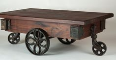Hey, I found this really awesome Etsy listing at https://www.etsy.com/listing/169490292/lineberry-tulip-wheel-factory-cart