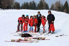#Neve, #sci e sorrisi: grazie a questi bravissimi piccoli atleti e ai loro maestri per aver partecipato alla gara di #sci di #ApricaforAriel!