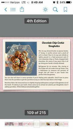 Cookie Doughettes