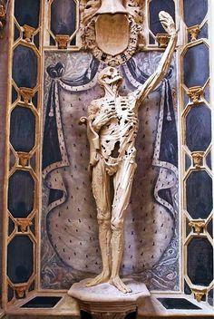 Memento Mori: Le Squelette, 1545, Church of Saint-Etienne, Bar-le-Duc, Lorraine....alright, so this one makes me a bit weird. That's okay.