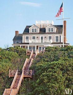 A charming Shingle Style home on Nantucket, Massachusetts