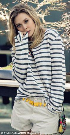 >>> pretty Elizabeth Olsen
