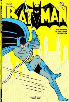 HUMOR BLOGRÁFICO DE KAPPEL: Batman: Las 100 primeras historietas