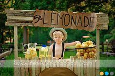 Lemonade Stand Theme!