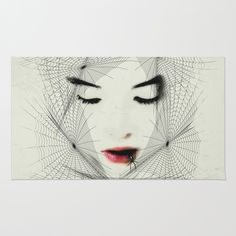 I will catch you Rug by SEVENTRAPS | Society6