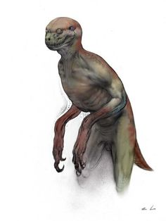 Check out bizarre concept art from aborted Jurassic Park 4 pitch