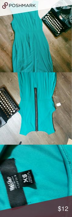 Turquoise dress Cute womens piece! In great condition! Missoni Dresses