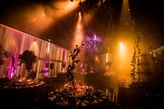 Stunning image from Xsight  Venue Atlantic Group V Styling Centrepiece By Design