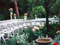 McCormick Home Ranch Ventura wedding location Camarillo Wedding Location garden reception venue