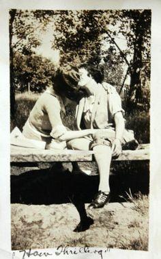 Vintage Lesbian Couples (15)