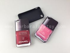 iPhone 5 case - nail polish iPhone 5 case le vernis iPhone5 cover iPhone 5 rubber case iphone5 case tpu cover case iphone 5