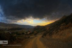 Before Storm by geken #landscape #travel