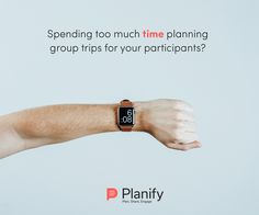 Planify is a Group Travel Itinerary Solution, designed especially for Incentive Travel, Study Trips, Executives Tours, Learning Missions and Fam Trips.