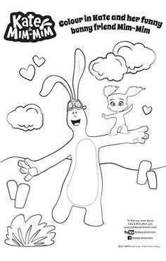 kate and mim mim coloring pages 1000 images about peyton arts and crafts on pinterest