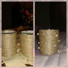 Porta candele handmade
