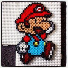 Mario hama perler beads by niktarhaa