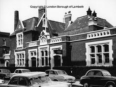 1966 Lambeth Magistrate's Court, Renfew Road, Kennington