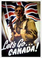 Canada gave out many handy supplies. Canada had a strong air force and good pilots. Also, they were the only ones to achieve all their objectives on D-Day and it was the Canadians who liberated Holland. Canadians also helped medically with the Red Cross.