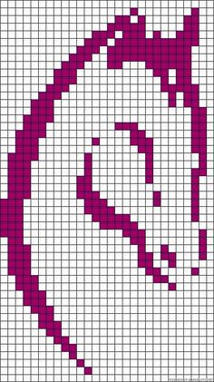 Thrilling Designing Your Own Cross Stitch Embroidery Patterns Ideas. Exhilarating Designing Your Own Cross Stitch Embroidery Patterns Ideas. Cross Stitch Horse, Cross Stitch Animals, Cross Stitch Charts, Cross Stitch Patterns, Knitting Charts, Baby Knitting Patterns, Knitting Stitches, Bead Loom Patterns, Embroidery Stitches