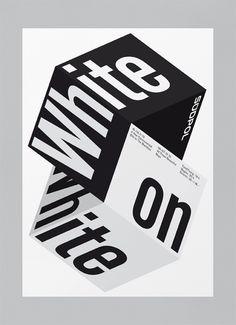Felix Pfaeffli, black and white, graphic design, poster, typography