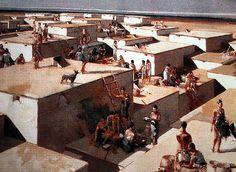 Catal Huyuk - Ancient Civilizations BC