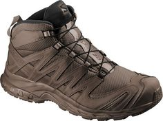 The ideal hot weather assault boot.The Salomon Forces XA-Pro 3D Mid It has a stable 3D Advanced Chassis system that allow the user to carry heavy loads and stil