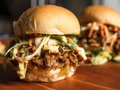 Give Pulled Pork a Day Off: Serve Pulled Lamb Instead