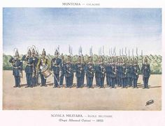 Warriors, 19th Century, 18th, Army, Military, School, Romania, Gi Joe, Schools