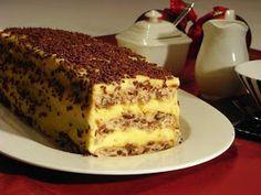 Splitska torta (na moj način) - Slatko Albanian Recipes, Bosnian Recipes, Baking Recipes, Cake Recipes, Dessert Recipes, Croation Recipes, Croatian Cuisine, Kolaci I Torte, Torte Cake