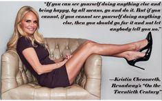 Kristin Chenoweth