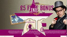 Inspector Bingo Offers £5 and 10 Spins No Deposit Bonus plus 200% first deposit bonus, and is powered by Dragonfish Software. Play at Inspector Bingo