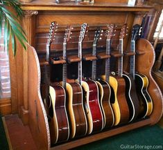 7 guitar stand