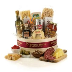 AMAZING. The perfect gift solution for the person who has everything but always wants more, Di Bruno Bros. presents our Cheesebox Extravaganza. Packaged in our signature Di Bruno Bros. cheesebox, this gourmet collection is loaded with artisan cheeses, charcuterie, antipasti, and more!    http://www.dibruno.com/cheesebox-extravaganza.html