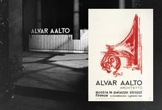 This first series of Alvar Aalto art posters is devoted to architecture exhibitions in Finland and abroad. Chinese Architecture, Modern Architecture House, Futuristic Architecture, Drawing Architecture, Modern Houses, Zaha Hadid Architects, Santiago Calatrava, Alvar Aalto, Art Posters