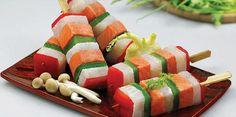 Pangasius, Salmon And Vegetable Skewer. Seajoco - Seafood Joint Stock Company No. 1. [e]: info@seajoco.vn. [w]: http://seajoco.vn.