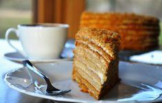 Medovik - Russian honey cake (sk)